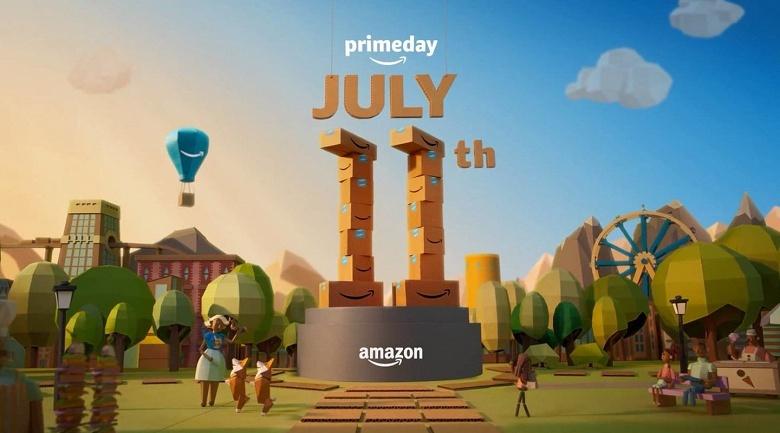 За 36-часовую распродажу Prime Day компании Amazon удалось продать 100 млн товаров