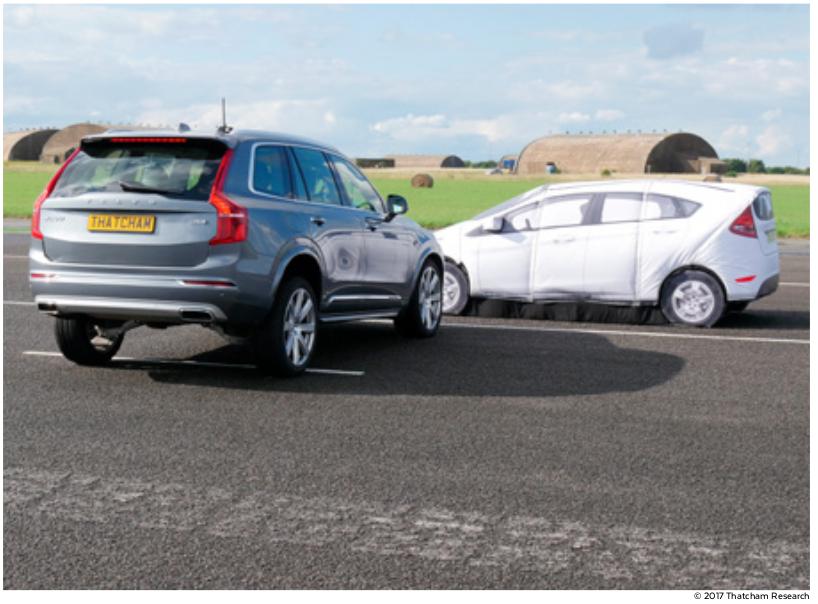Euro NCAP Roadmap 2025. Безопасность новых автомобилей - 4