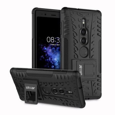 Фотогалерея дня: смартфон Sony Xperia XZ3 в линейке защитных чехлов