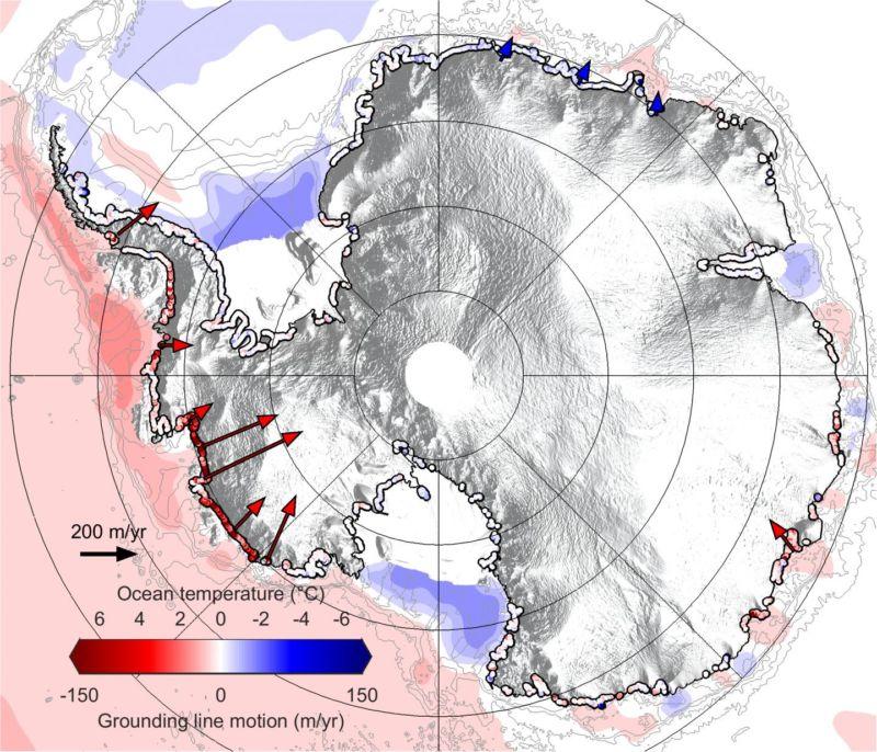 Какой была Земля, когда на ней было так же жарко, как нам обещают в 2100 году? - 1
