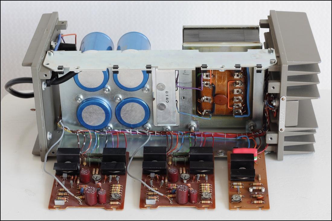 """Легендарные усилители – историческая анатомия трендов: """"холодный"""" транзисторный звук - 1"""