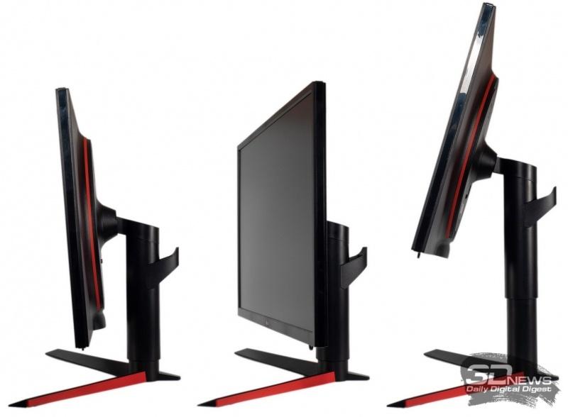 Новая статья: Обзор игрового Full HD-монитора LG 27GK750F: история про скорость