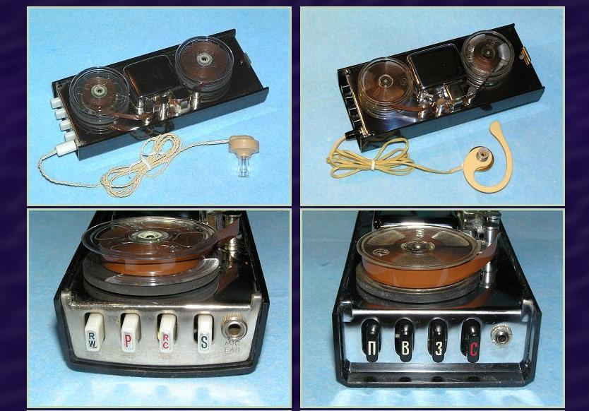 Аудиогаджет специального назначения: диктофон Штирлица, его реальный прототип и смелое историческое моделирование - 5