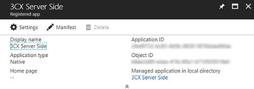 Интеграция 3CX с Microsoft Dynamics 365 - 3