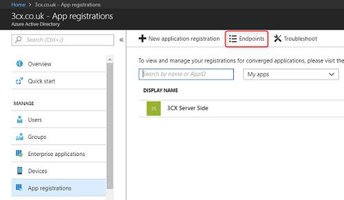 Интеграция 3CX с Microsoft Dynamics 365 - 7