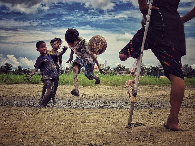 Лучшие снимки, сделанные на iPhone: победители 2018 iPhone Photography Awards