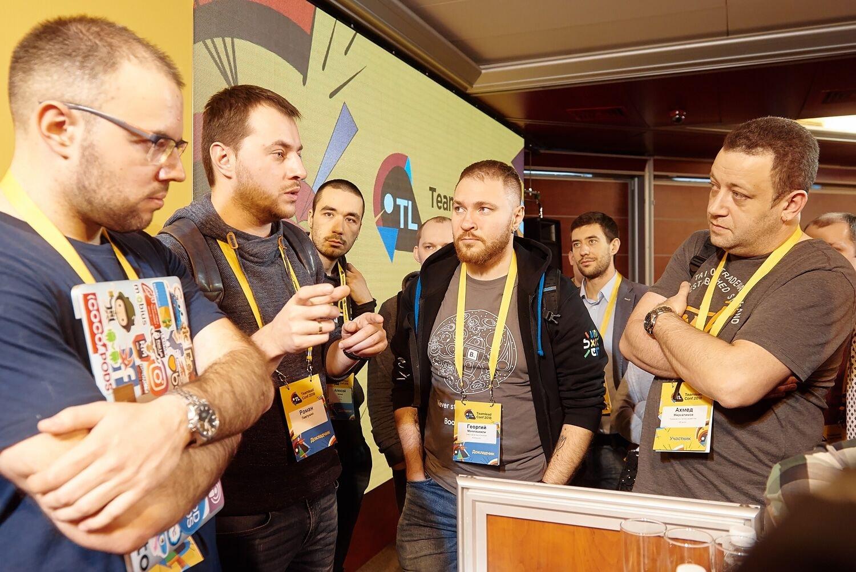 Отличаются ли проблемы тимлидов в Санкт-Петербурге, выясним на Saint TeamLead Conf - 4