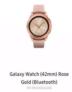 Samsung впервые показала умные часы Samsung Galaxy Watch