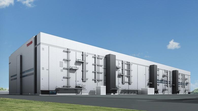 Toshiba Memory Corporation начинает строительство фабрики K1