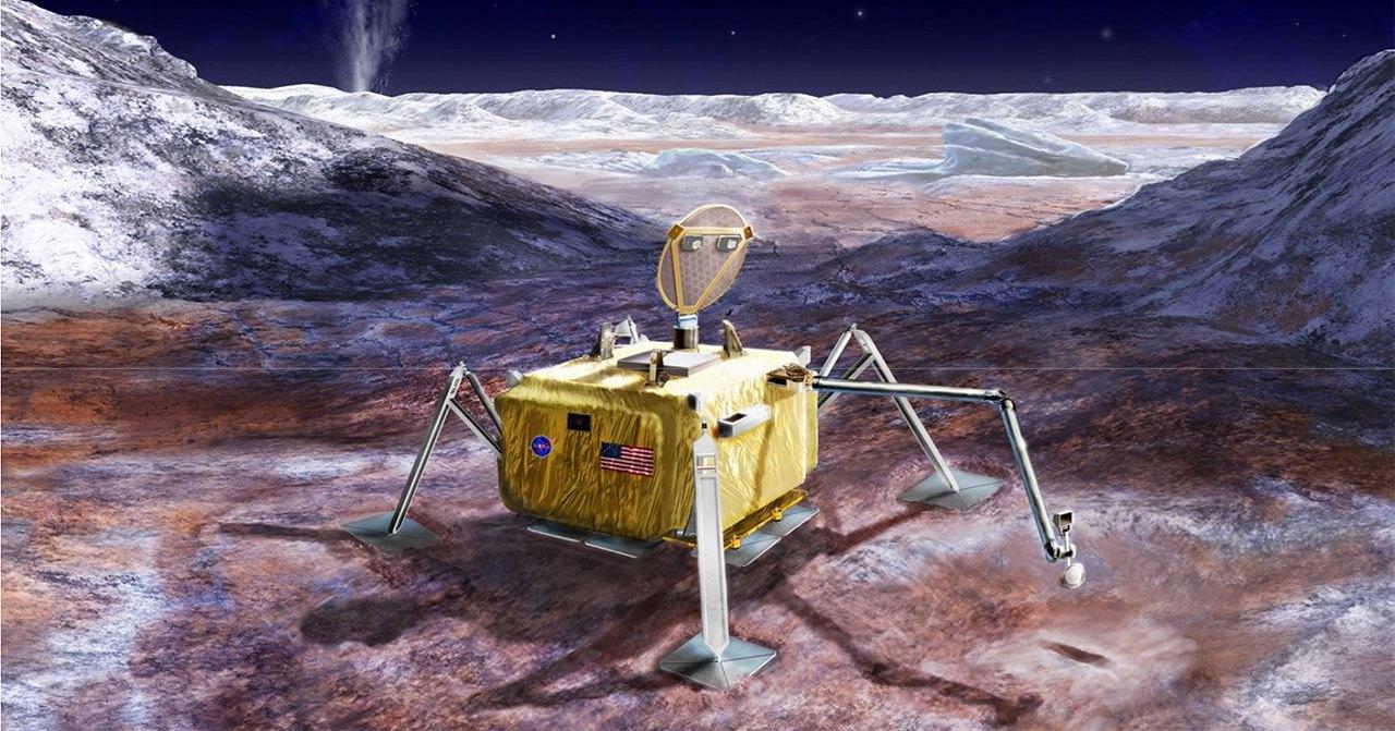 Где лучше всего искать жизнь на Европе, спутнике Юпитера?