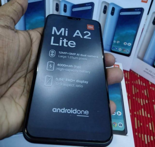 Качественные живые фото Xiaomi Mi 2A Lite подтверждают конфигурацию смартфона, который будет представлен уже сегодня