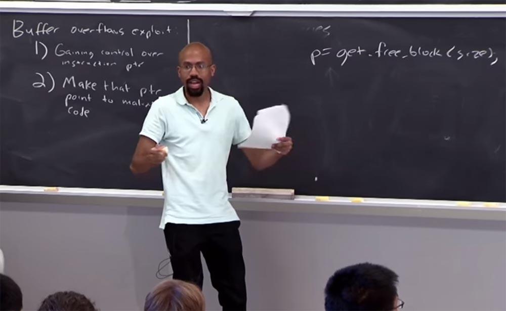 Курс MIT «Безопасность компьютерных систем». Лекция 2: «Контроль хакерских атак», часть 2 - 9
