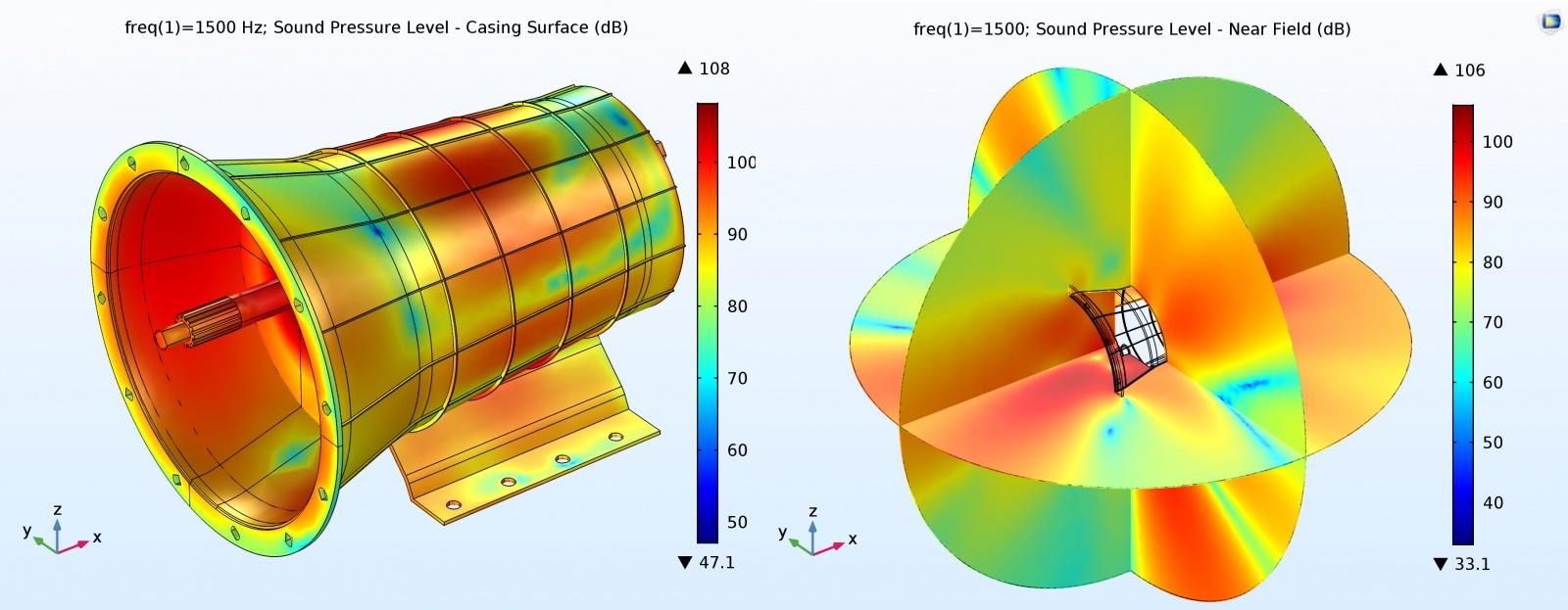 Моделирование вибраций и шума в коробке передач автомобиля - 5