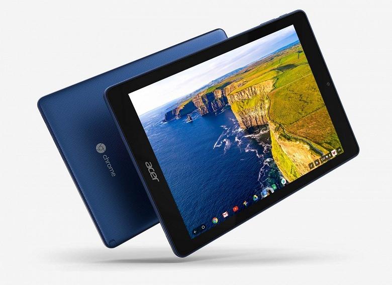 Первый планшет с Chrome OS наконец-то поступил в продажу
