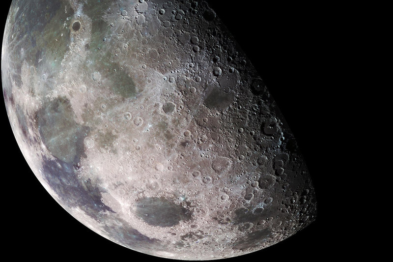 Существовала ли жизнь на Луне?