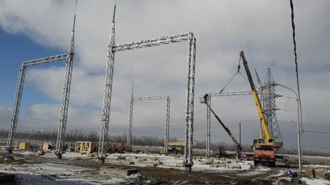 Ветер, саранча и дедлайн: как мы строили электроподстанцию - 10