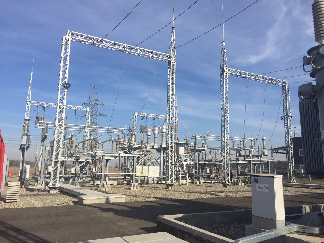 Ветер, саранча и дедлайн: как мы строили электроподстанцию - 2