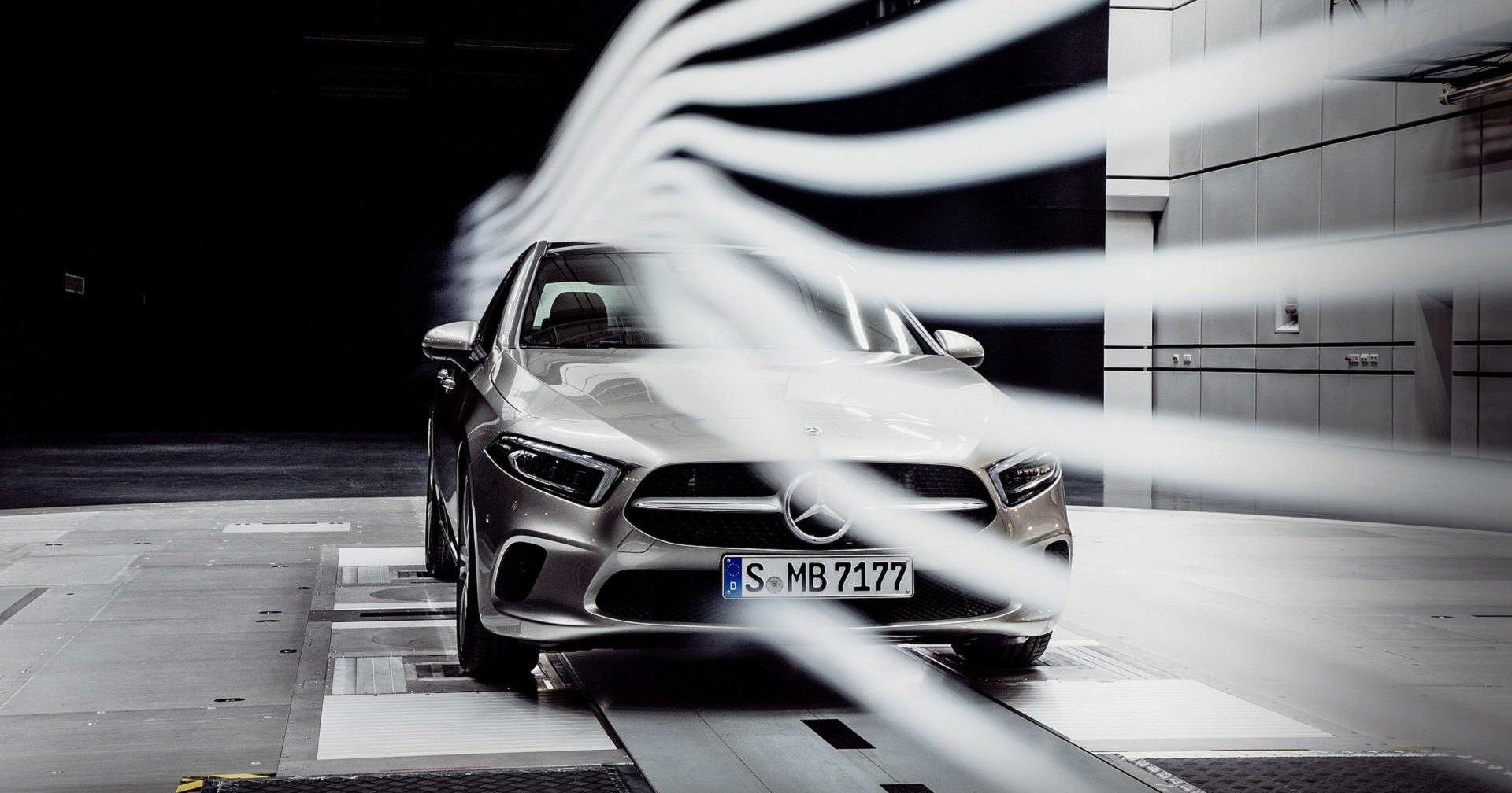 Mercedes-Benz побил рекорд обтекаемости