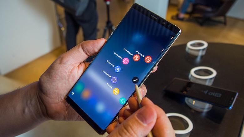 Samsung вынуждена выпустить Galaxy Note9 в начале августа