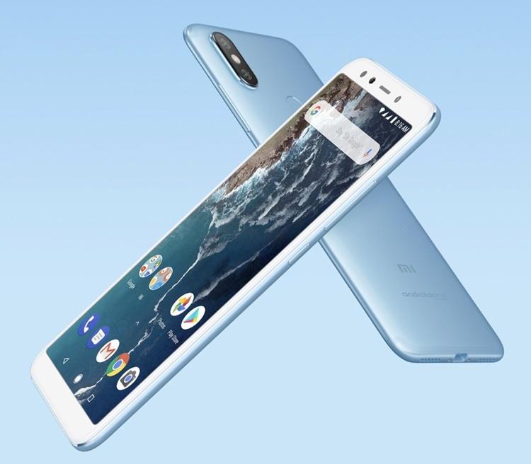 Xiaomi Mi A2 и Mi A2 Lite: смартфоны среднего уровня с двойной камерой