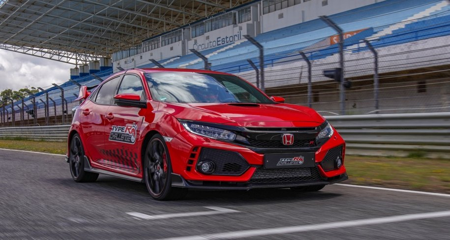 Хот-хэтч Honda Civic Type R установил очередной рекорд