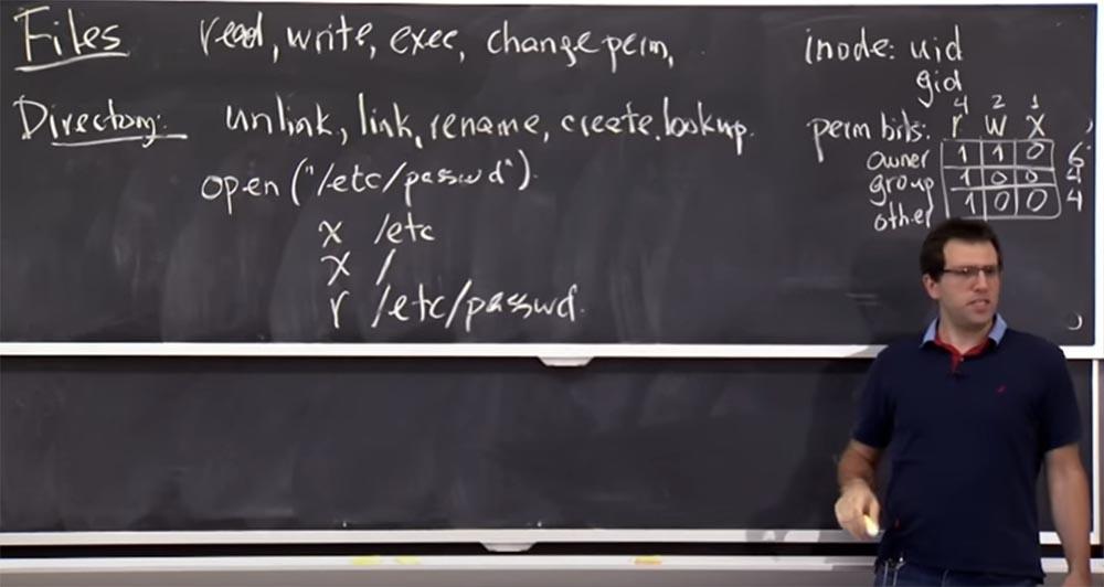 Курс MIT «Безопасность компьютерных систем». Лекция 4: «Разделение привилегий», часть 1 - 9