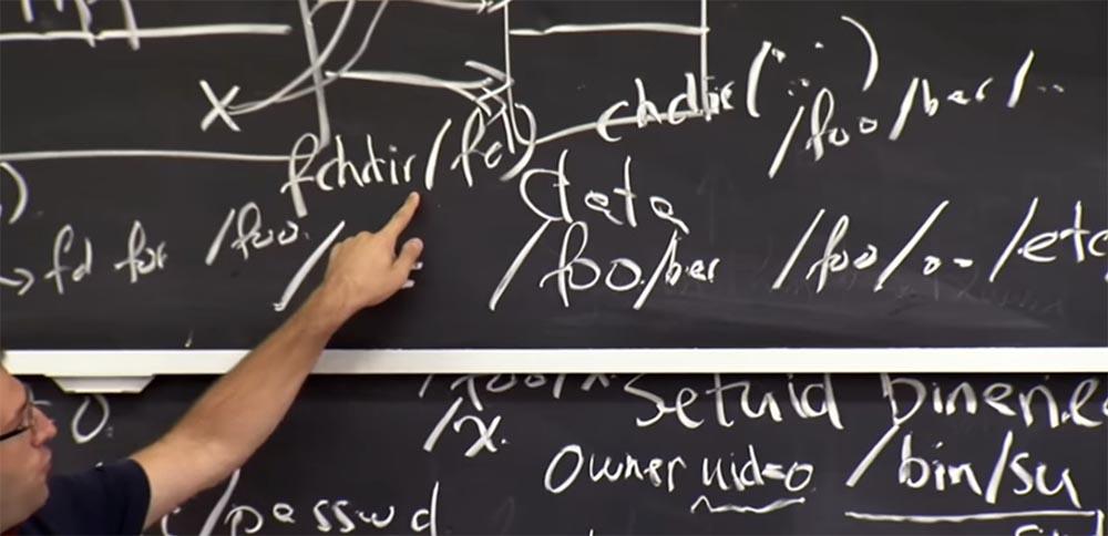 Курс MIT «Безопасность компьютерных систем». Лекция 4: «Разделение привилегий», часть 2 - 13