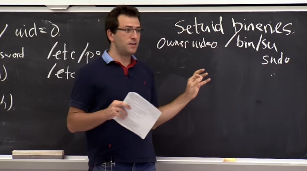 Курс MIT «Безопасность компьютерных систем». Лекция 4: «Разделение привилегий», часть 2 - 5