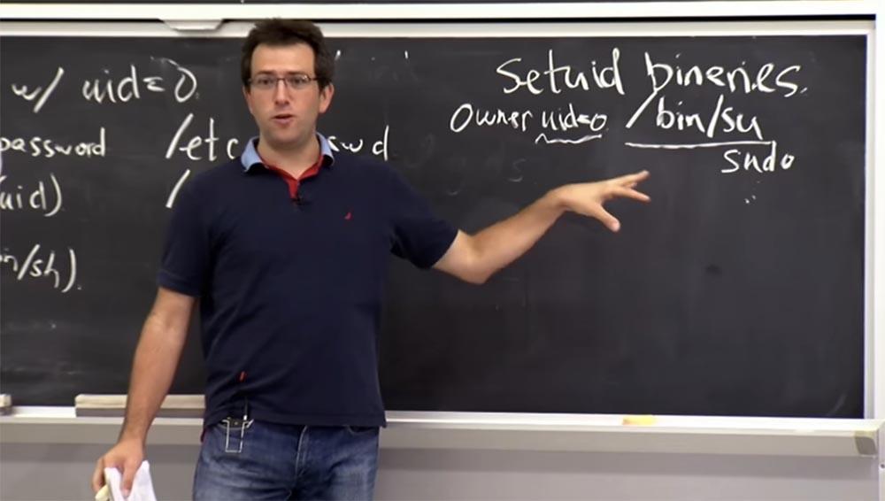 Курс MIT «Безопасность компьютерных систем». Лекция 4: «Разделение привилегий», часть 2 - 7