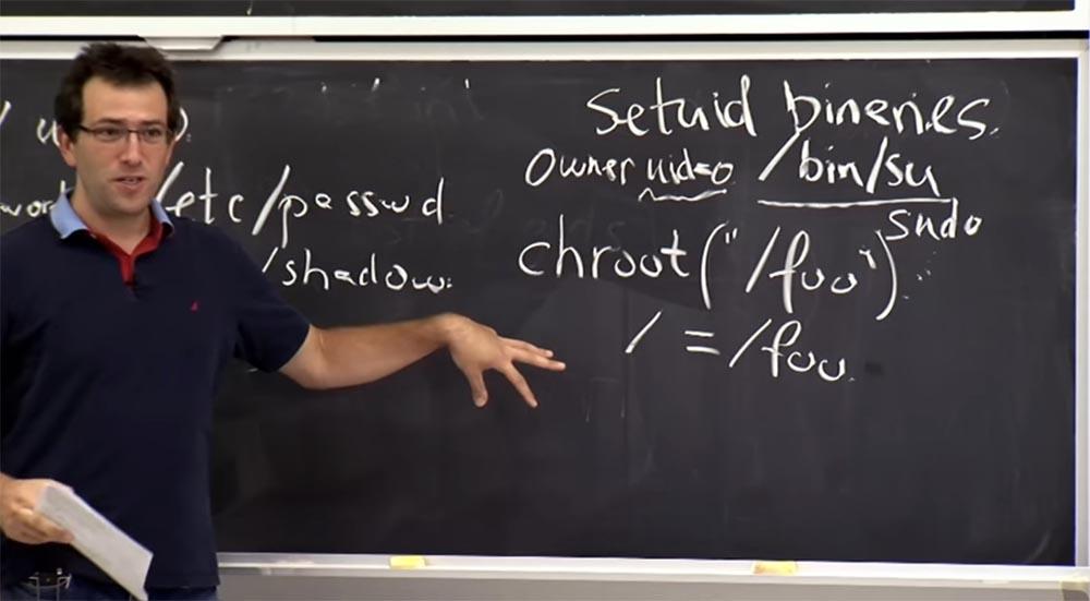 Курс MIT «Безопасность компьютерных систем». Лекция 4: «Разделение привилегий», часть 2 - 8