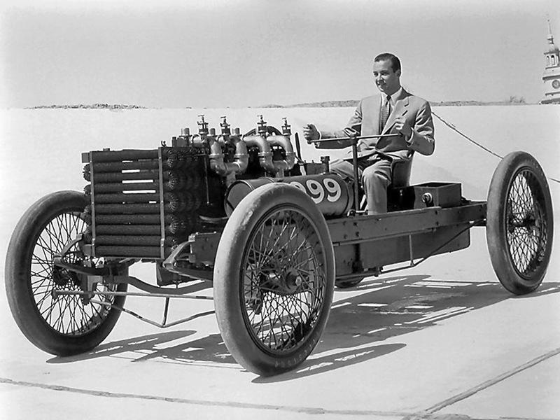Рекорды скорости на автомобиле: иллюстрированный справочник 1898-1914