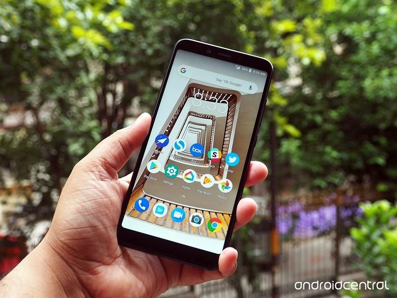 Смартфон Xiaomi Mi A2 поддерживает технологию Quick Charge 4.0... но только в Индии