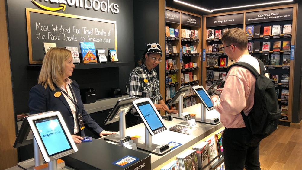 В Америке предложили заменить все библиотеки хабами Amazon. Общественность негодует - 5