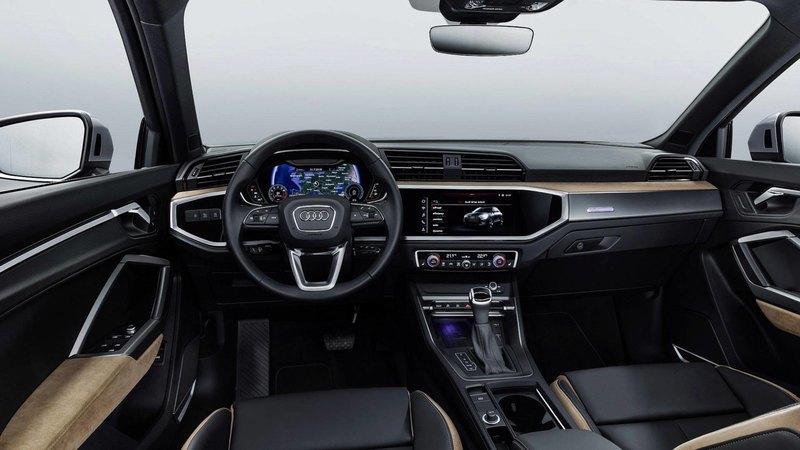 Audi презентовала новый кроссовер Q3