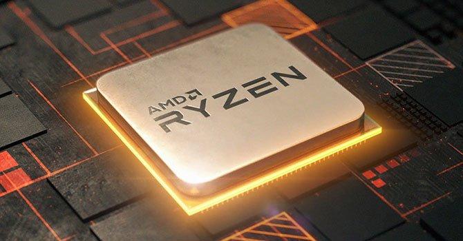 Процессоры AMD Ryzen 3 выйдут после семинанометровых процессоров EPYC
