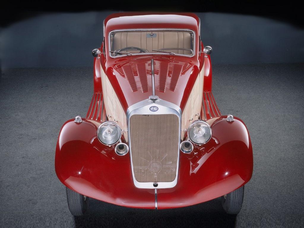 Самые красивые автомобили: Delage