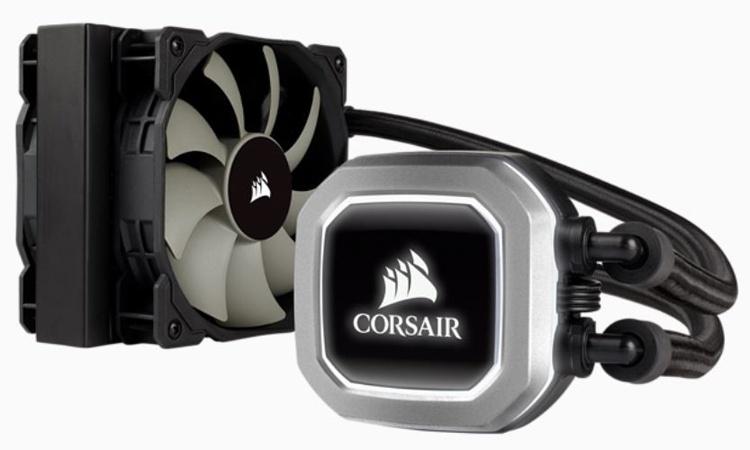 Corsair выпустила улучшенную версию СЖО Hydro H75