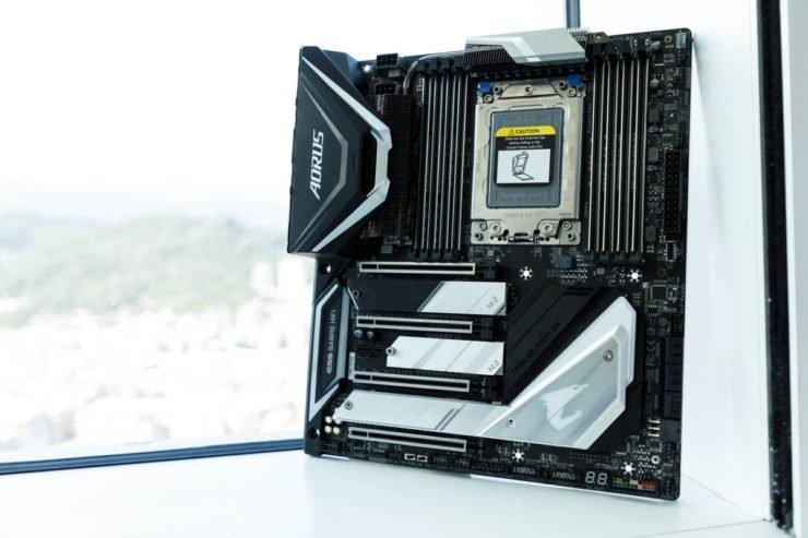 Некоторые системные платы с чипсетом AMD X399 уже получили обновления для поддержки Ryzen Threadripper второго поколения