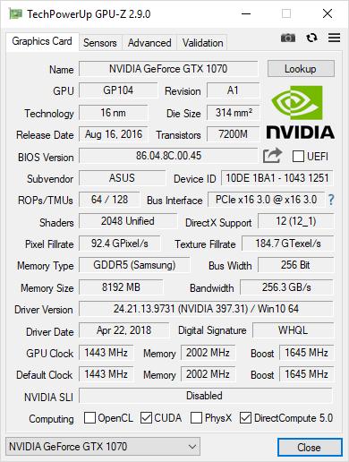 Обзор игровых ноутбуков ASUS ROG Strix GL504GS SCAR II и ASUS ROG Strix GL504GM HERO II - 10