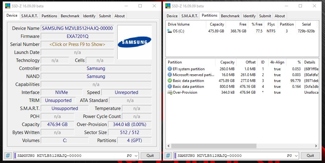 Обзор игровых ноутбуков ASUS ROG Strix GL504GS SCAR II и ASUS ROG Strix GL504GM HERO II - 11