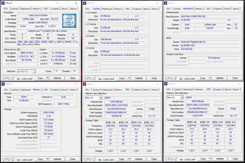 Обзор игровых ноутбуков ASUS ROG Strix GL504GS SCAR II и ASUS ROG Strix GL504GM HERO II - 12