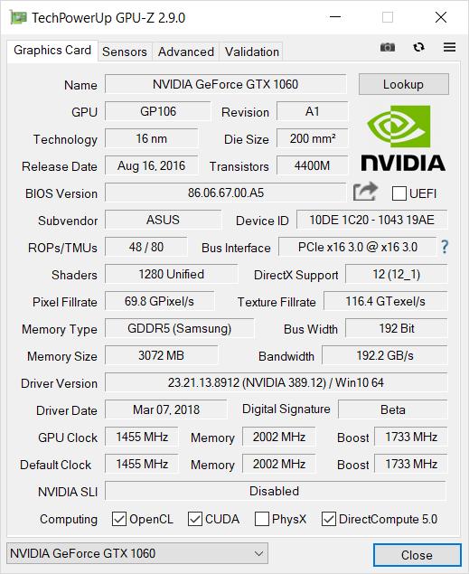Обзор игровых ноутбуков ASUS ROG Strix GL504GS SCAR II и ASUS ROG Strix GL504GM HERO II - 13