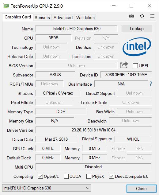Обзор игровых ноутбуков ASUS ROG Strix GL504GS SCAR II и ASUS ROG Strix GL504GM HERO II - 14