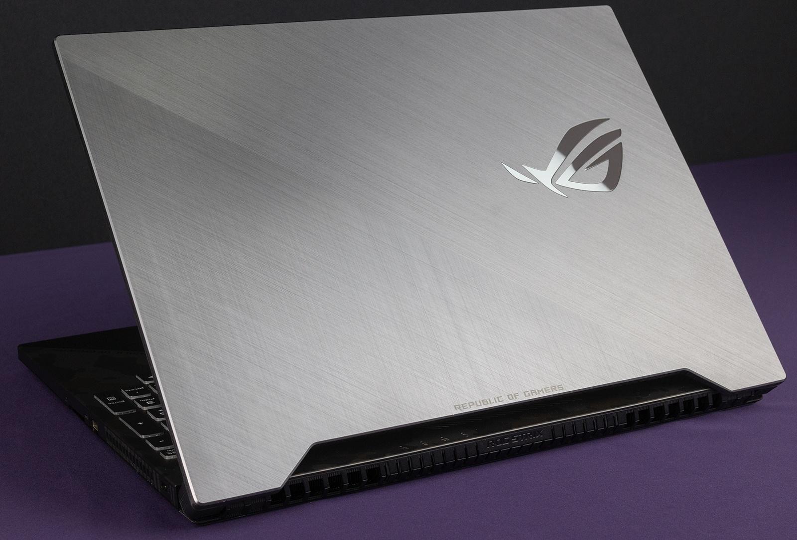 Обзор игровых ноутбуков ASUS ROG Strix GL504GS SCAR II и ASUS ROG Strix GL504GM HERO II - 19