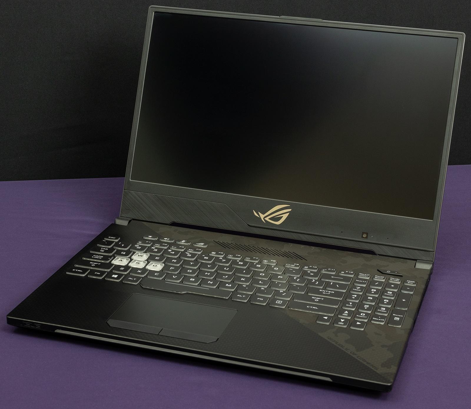 Обзор игровых ноутбуков ASUS ROG Strix GL504GS SCAR II и ASUS ROG Strix GL504GM HERO II - 20