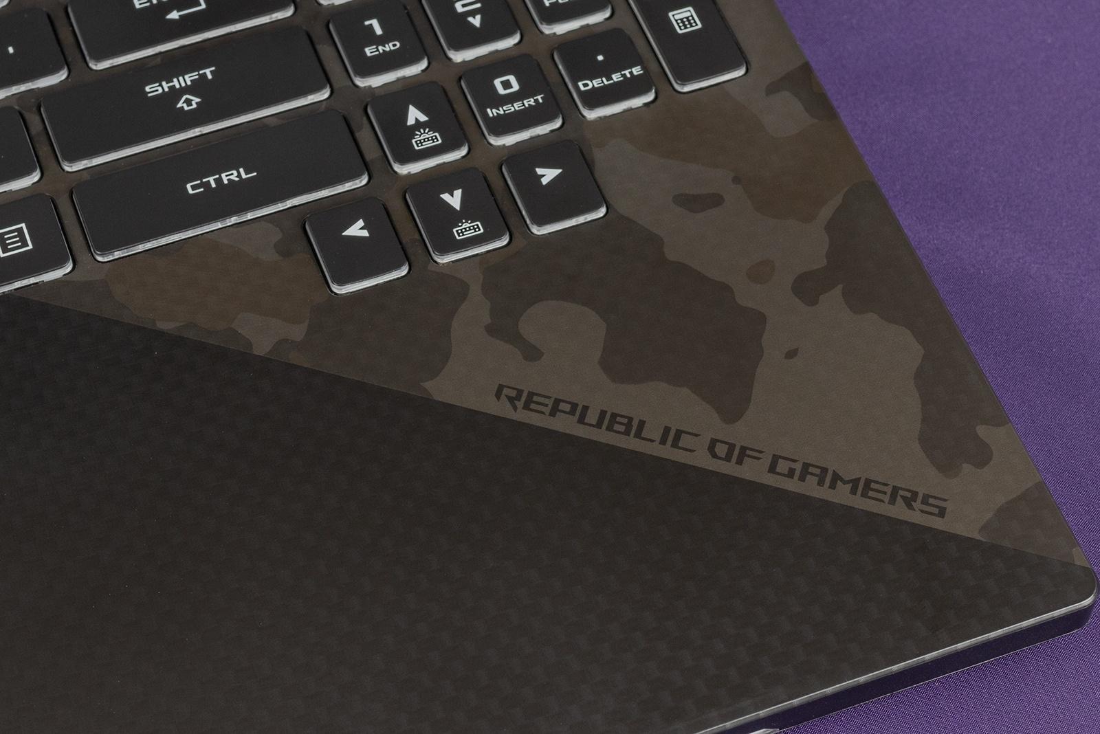 Обзор игровых ноутбуков ASUS ROG Strix GL504GS SCAR II и ASUS ROG Strix GL504GM HERO II - 22