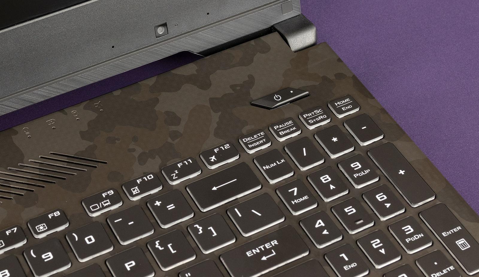 Обзор игровых ноутбуков ASUS ROG Strix GL504GS SCAR II и ASUS ROG Strix GL504GM HERO II - 26