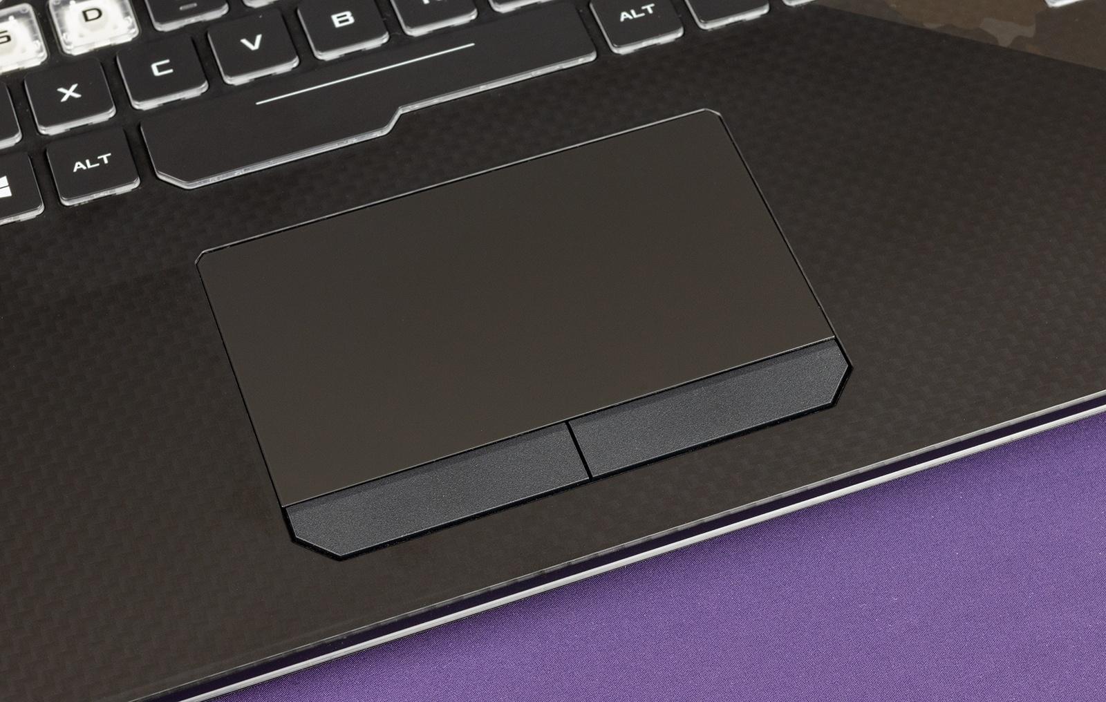 Обзор игровых ноутбуков ASUS ROG Strix GL504GS SCAR II и ASUS ROG Strix GL504GM HERO II - 27