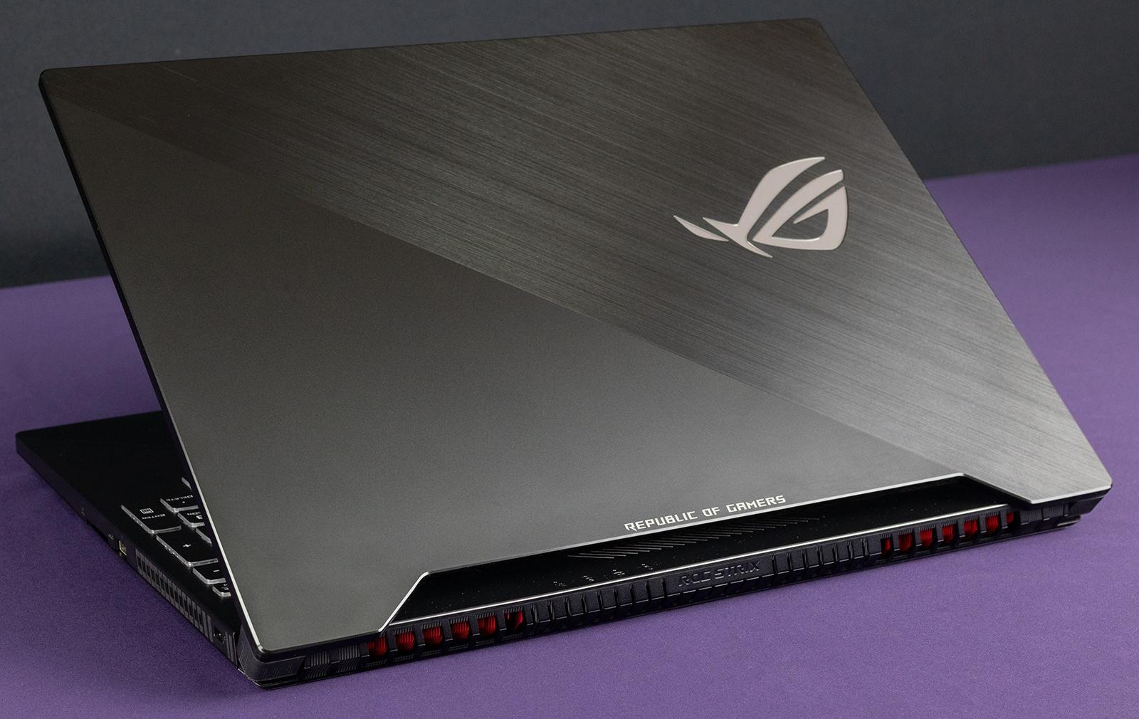 Обзор игровых ноутбуков ASUS ROG Strix GL504GS SCAR II и ASUS ROG Strix GL504GM HERO II - 30