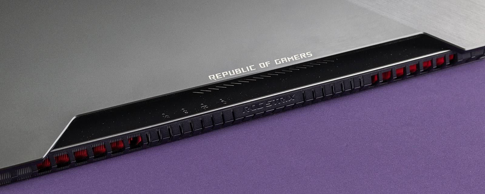 Обзор игровых ноутбуков ASUS ROG Strix GL504GS SCAR II и ASUS ROG Strix GL504GM HERO II - 31